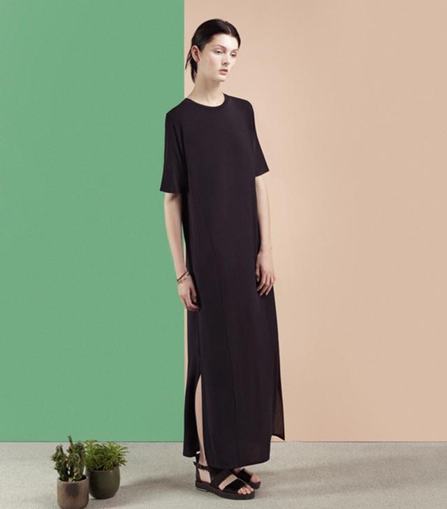 Finery London Wynter Jersey Maxi Dress