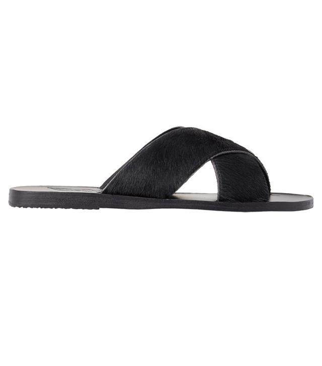 Ancient Greek Sandals Thai Slides