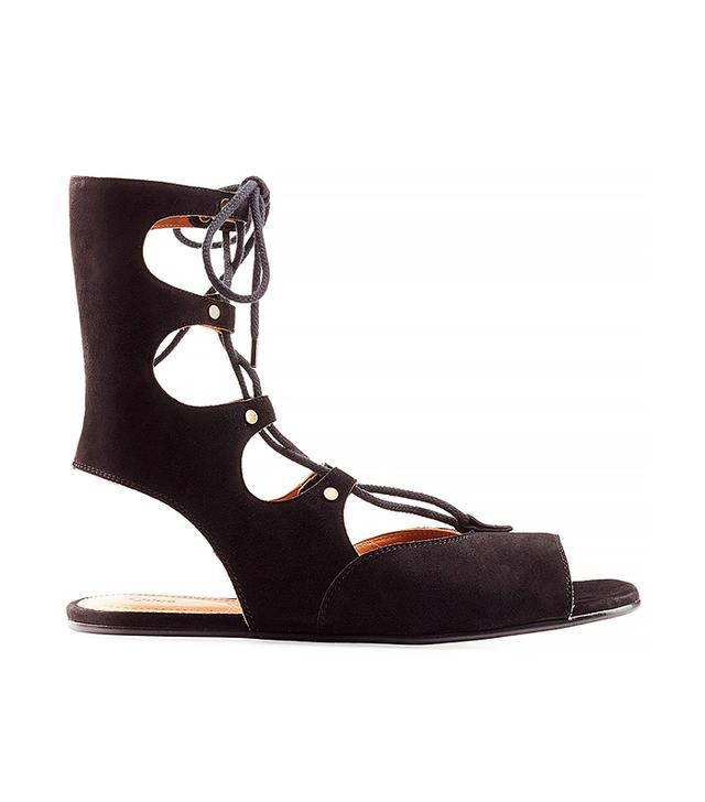 Chloé Foster Suede Sandals