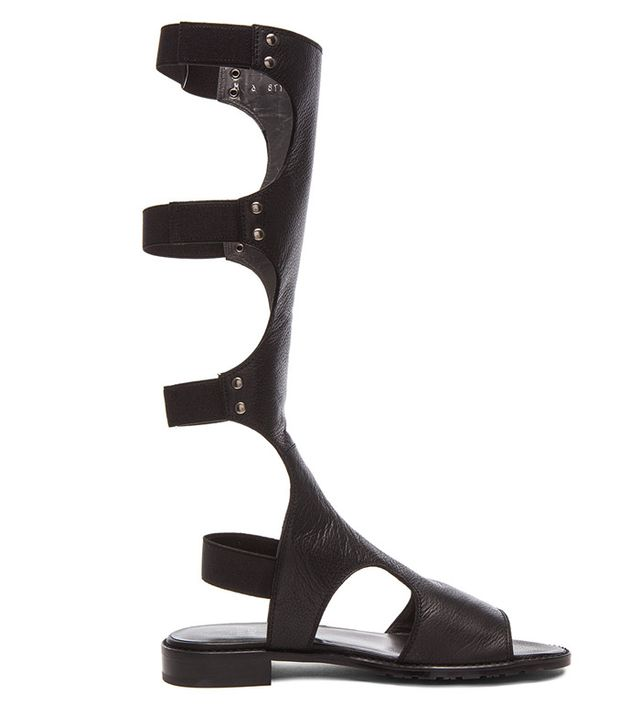 Stuart Weitzman The Backview Sandals