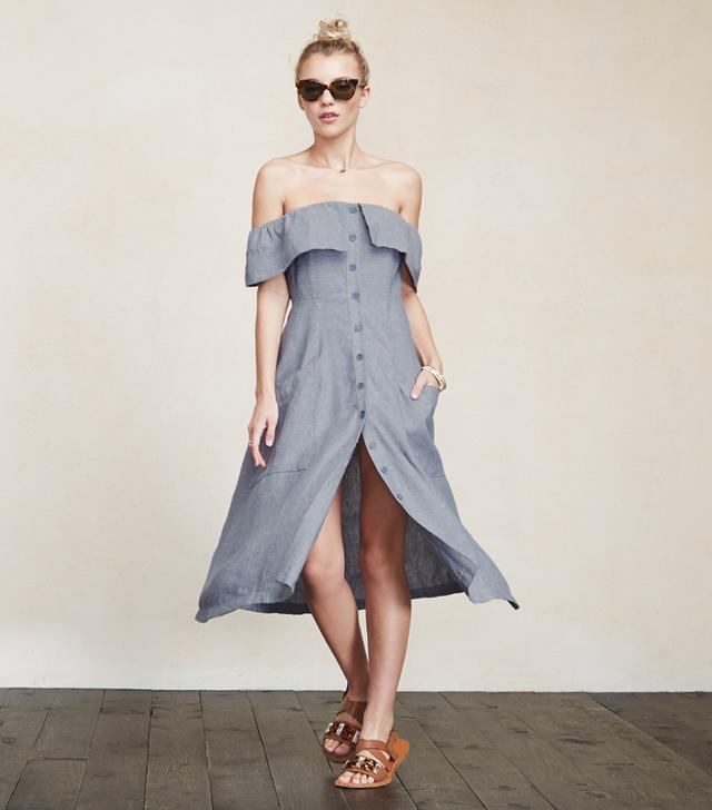 Reformation Annabelle Dress