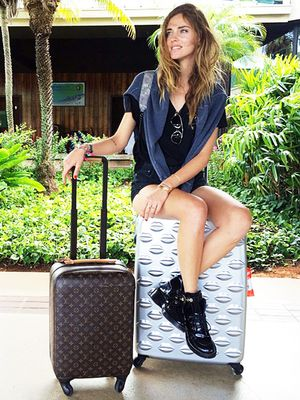 16 Chic Luggage Picks to Replace Your Beat-Up Suitcase