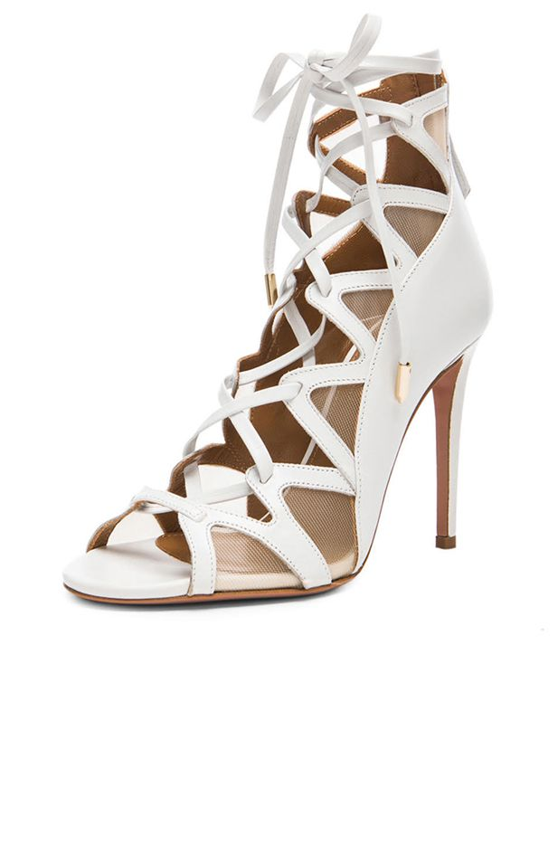 Aquazzura French Lover Sandals