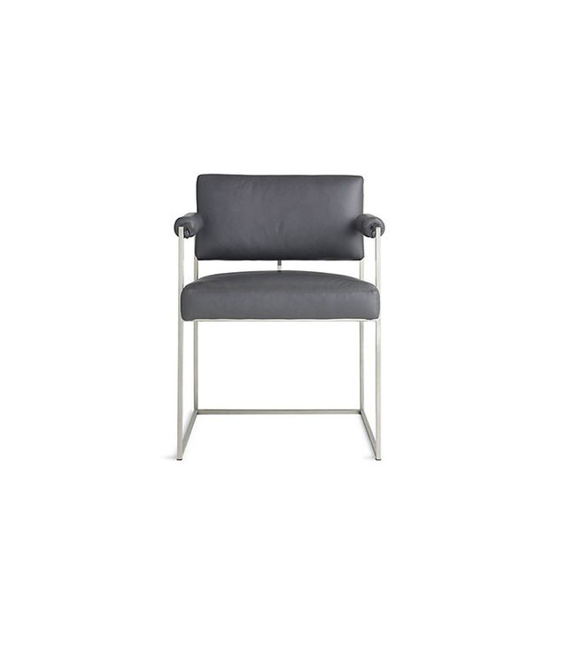 Milo Baughamn 1188 Chair in Leather