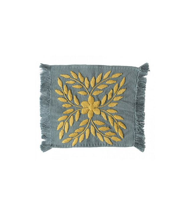 Alegria Home Arlina Embroidered Cocktail Napkin