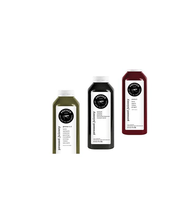 Pressed Juicery Sampler Pack  6 x 16 fl. oz