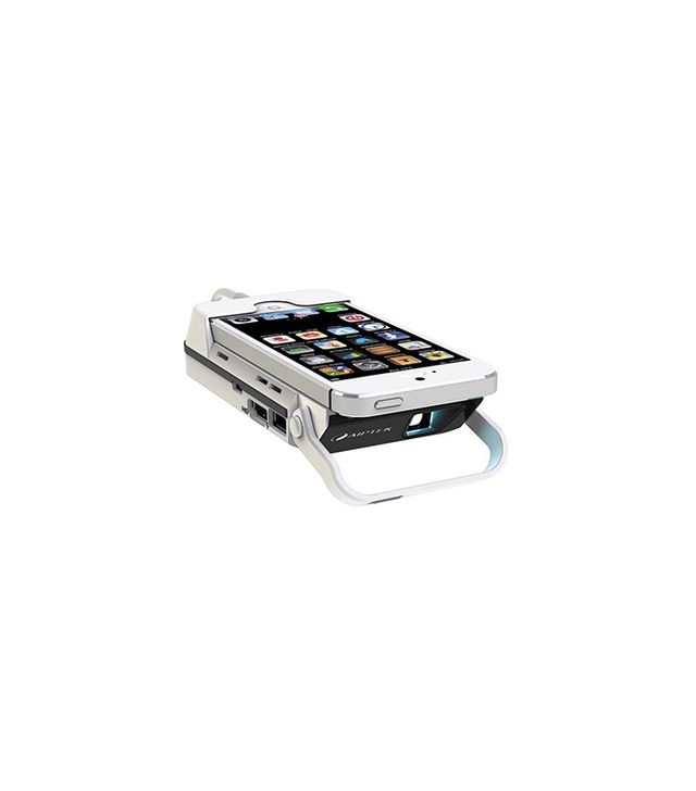 Aiptek Mobile Cinema, i55 Pico Projector and Power Bank