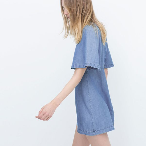 Zara Loose Cut Dress