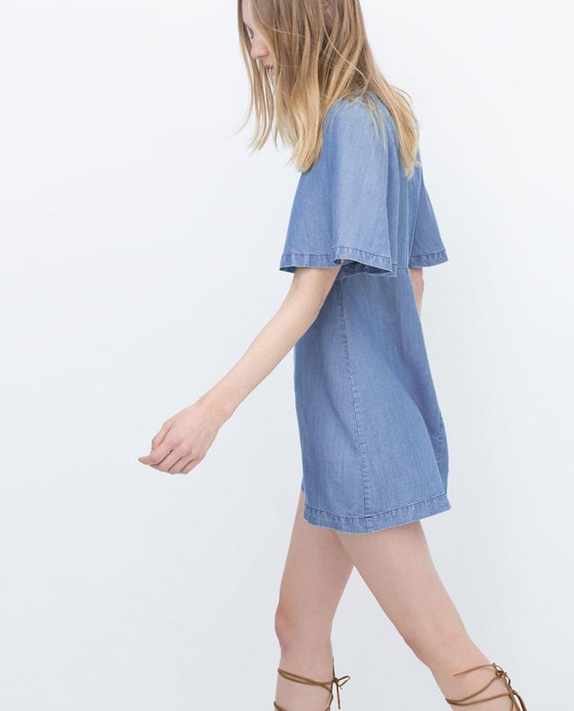 Zara Loose Cut Dress