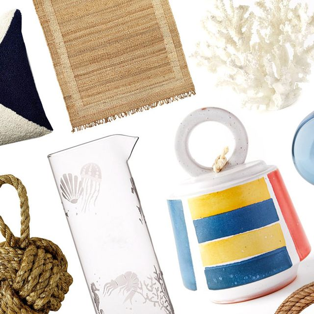 21 Nautical Home Finds You Need for Summer