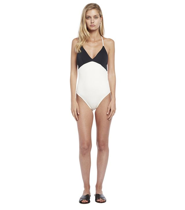 Solid & Striped The Hilary One-Piece