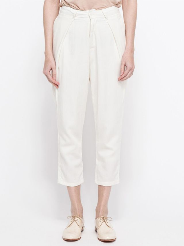 Objects Without Meaning Cecile Pleated Pants