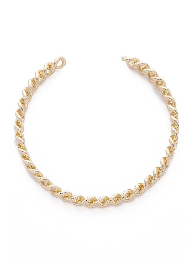 Gemma Redux Chain Choker Necklace