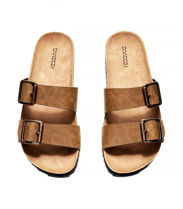 H&M Slip-On Sandals
