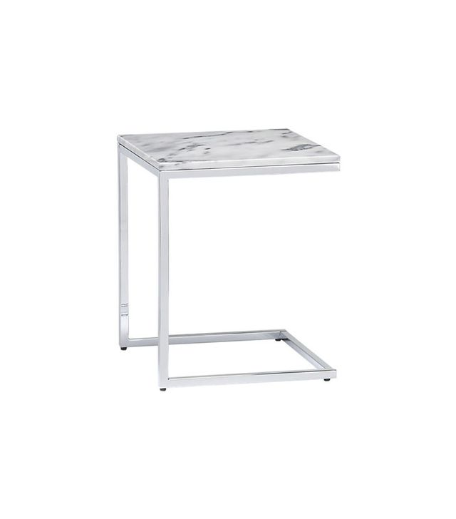 CB2 smart marble top c table