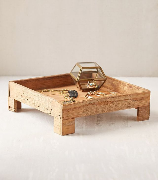 Urban Outfitters Reclaimed Wood Tray