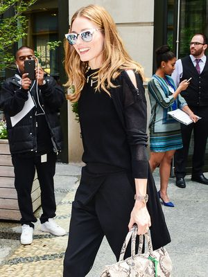The Surprising Accessory Olivia Palermo Just Made Cool