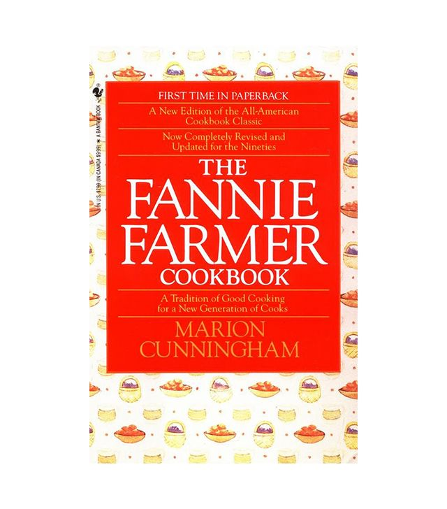 Marion Cunningham The Fannie Farmer Cookbook