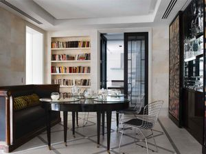 Inside an Unbelievably Chic Home in Madrid