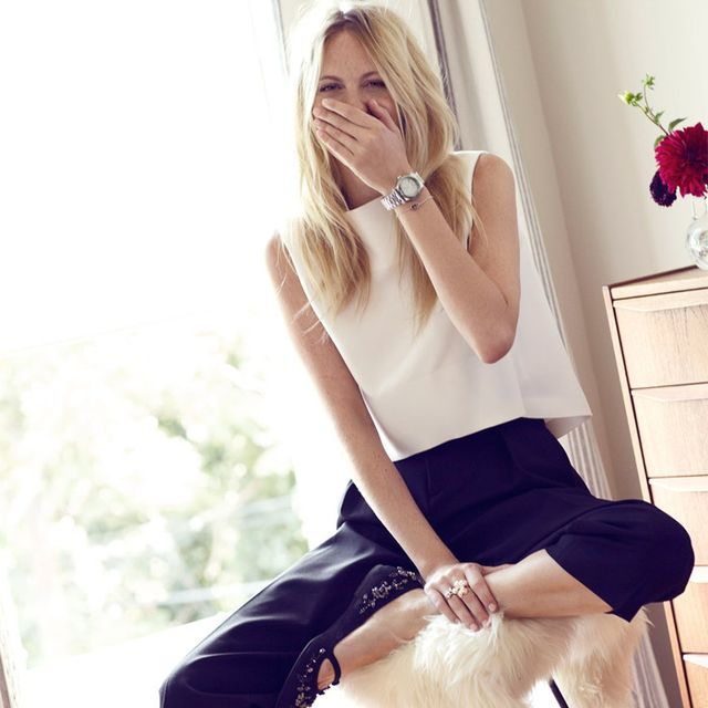 Surprise! Poppy Delevingne's Home Life Is Downright Idyllic