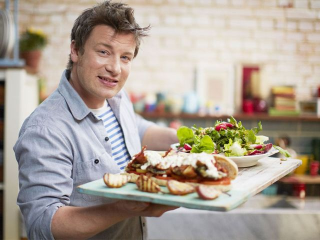 You'll Never Guess What Jamie Oliver Is Taxing His Customers For
