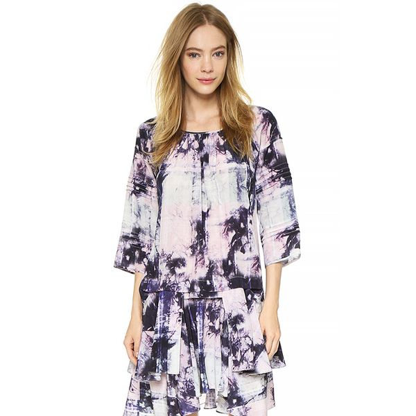 Marissa Webb Wendy Dress, Diffusion Print