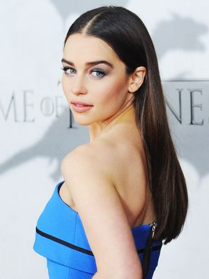 Game of Thrones Star Emilia Clarke Goes for the Chop—See the Photo!