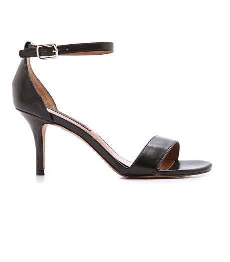 Steven Vienna Leather Sandals