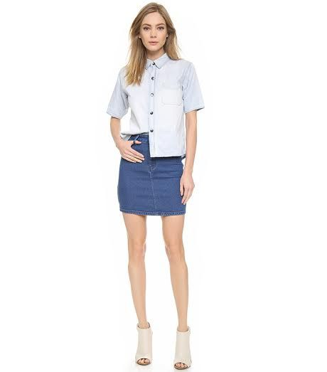 RES Denim Lil Lover Skirt
