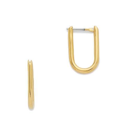 Marc by Marc Jacobs Mini Bubble Hoop Earrings