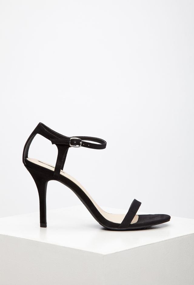 Forever 21 Strappy Cutout Sandals