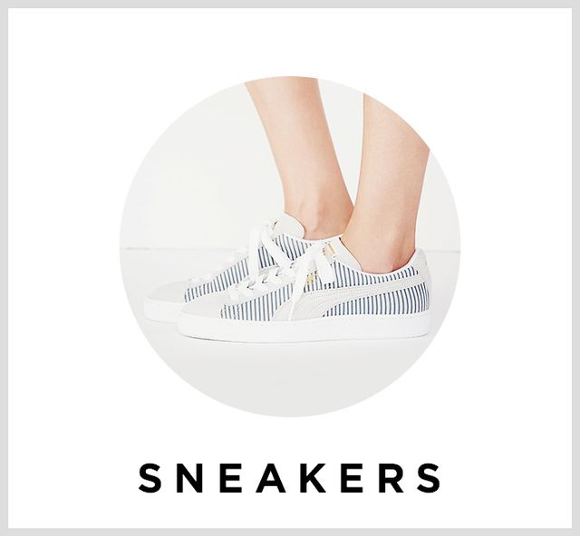 Scroll down to shop sneakers under $200.