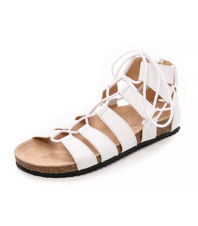 Loeffler Randall Pascal Gladiator Sandals