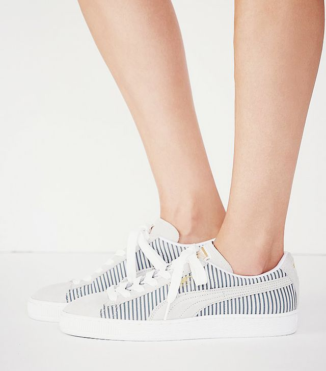 Puma Classic Stripes Trainers