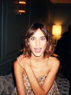 See Alexa Chung's Topshop Dress That Sold Out in 3 Hours