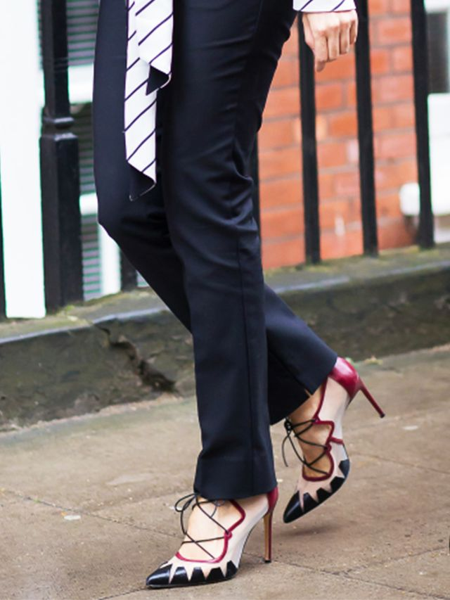 The Key to Keeping Your Ankles Strong in Heels