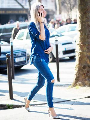 Why Skinny Jeans Can Actually Send You to the Hospital