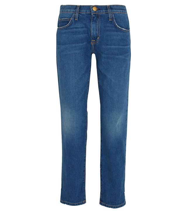 Current/Elliott The Fling Mid-Rise Jeans
