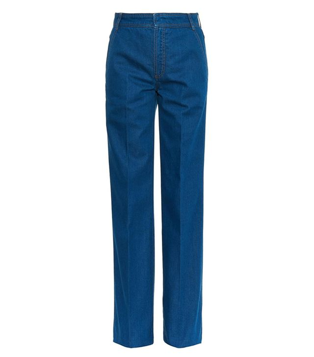 Stella McCartney Kasia Air Force Denim Jeans