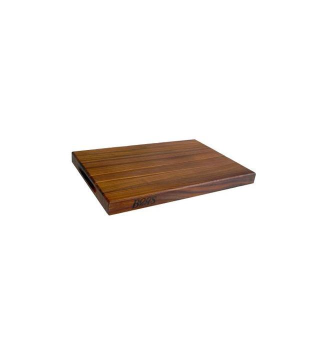 John Boos & Co. Walnut Edge-Grain Cutting Board