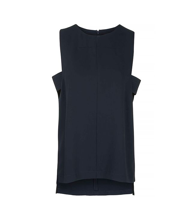 Topshop Tab Side Tunic