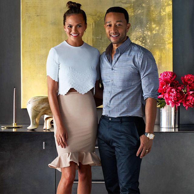 Inside Chrissy Teigen and John Legend's $4.5 Million One-Bedroom