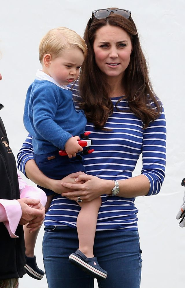 True Story: Prince George Caused Crocs Sales to Skyrocket