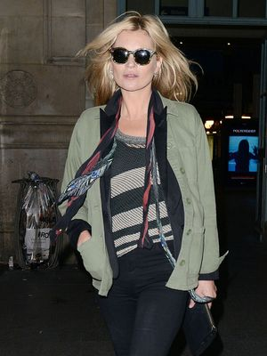 Can You Guess Which Part of Kate Moss's Outfit Is $70?