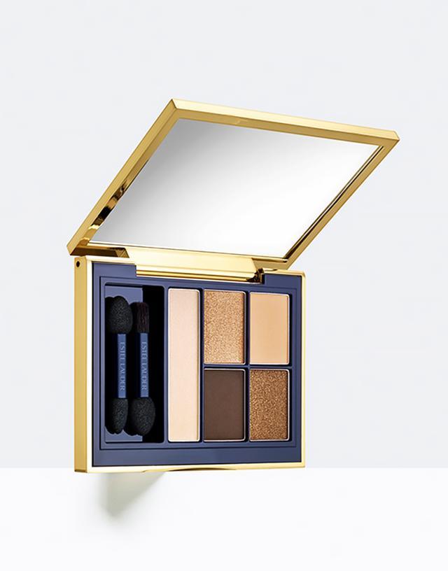 Estee Lauder Pure Colour Envy Sculpting EyeShadow 5-Colour Palette in Defiant Nude