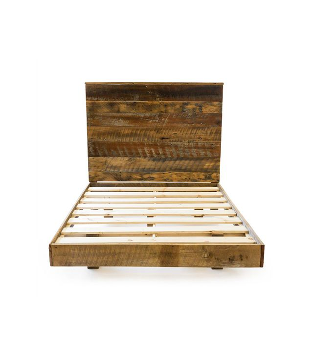 eclaimed Barnwood High Headboard Bed Sets