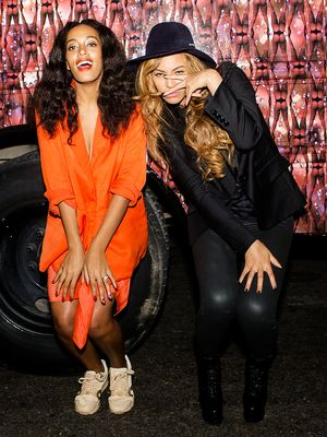 14 Photos That Prove Beyoncé and Solange Are Perfect Sisters