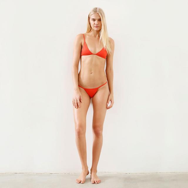 Minimale Animale Lucid String Bikini Top