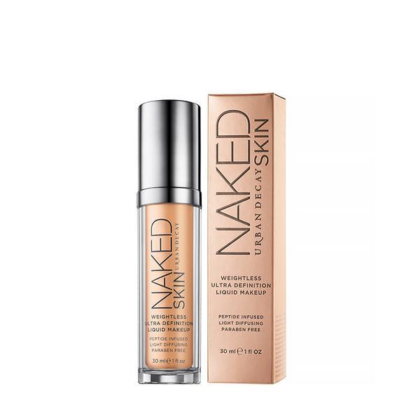 Naked Skin Weightless Ultra Defining Liquid Makeup