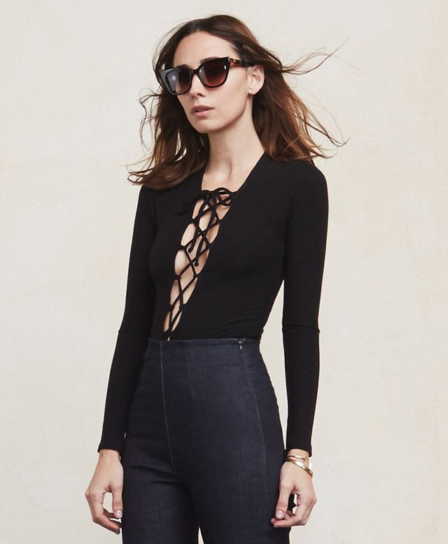 Reformation Avalon Bodysuit